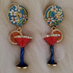 Ritzy by Esme Hecht Daiquiri Earrings